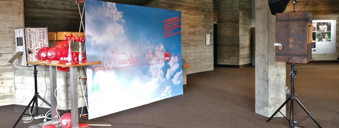 Fotobox Event Fotobox München Promoevent Fotoaktivierung